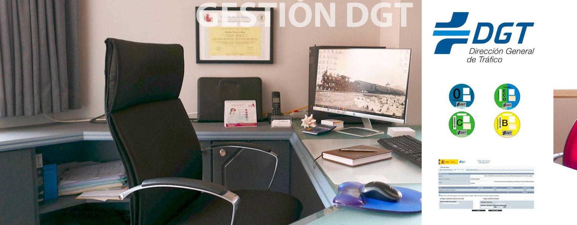 GESTIÓN DOCUMENTACIÓN DGT